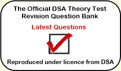 Official DSA Theory Test Question Bank Holder